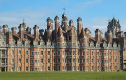 Universidad de Londres Imágenes de archivo libres de regalías