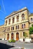 Universidad de los bebés-Bolyai en Cluj-Napoca, Transilvania Imágenes de archivo libres de regalías