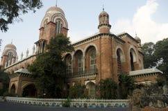 Universidad de Madras, Chennai, Tamil Nadu, la India Imagen de archivo libre de regalías