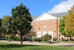 Universidad de Maryland Fotografía de archivo libre de regalías