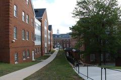 Universidad de Maryland imagen de archivo