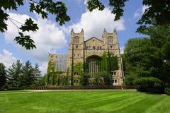 Universidad de Michigan Foto de archivo libre de regalías