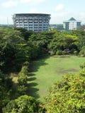 Universidad de Muhammadiyah de los UMS de Surakarta Fotos de archivo libres de regalías