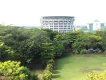 Universidad de Muhammadiyah de los UMS de Surakarta Fotografía de archivo libre de regalías