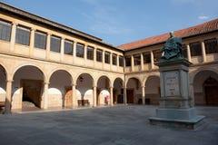 Universidad de Oviedo Imagen de archivo libre de regalías