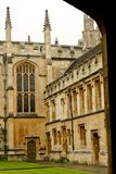 Universidad de Oxford Fotografía de archivo