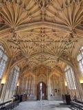 Universidad de Oxford, biblioteca de Bodleian fotos de archivo libres de regalías