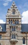 Universidad de Oxford Inglaterra Fotos de archivo