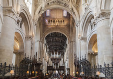 Universidad de Oxford Inglaterra de la iglesia de Cristo Imagen de archivo