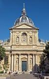 Universidad de París - de Sorbonne Imagen de archivo libre de regalías