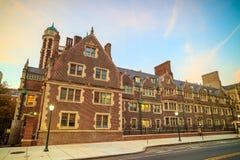 Universidad de Pensilvania imagenes de archivo
