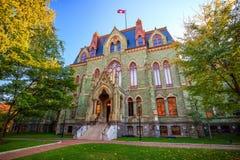 Universidad de Pensilvania fotos de archivo