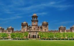 Universidad de Peshawer foto de archivo libre de regalías