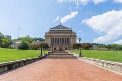 Universidad de Pittsburgh, Pennsylvania en Oakland del norte imágenes de archivo libres de regalías
