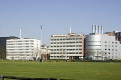 Universidad de Portsmouth, Hampshire Foto de archivo