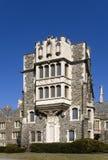 Universidad de Princeton--Patton Pasillo Foto de archivo