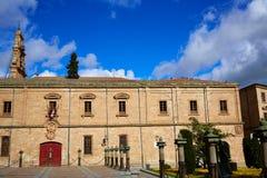 Universidad de Salamanca University Spain. Universidad de Salamanca University in Spain royalty free stock photos