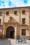 Universidad de Salamanca University Spain. Universidad de Salamanca University Aulario in Spain stock images