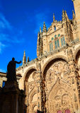 Universidad de Salamanca University Spain Royalty Free Stock Image