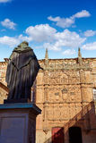 Universidad de Salamanca University Spain Royalty Free Stock Images