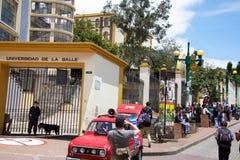 Universidad de Salle del La Fotos de archivo
