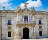 Universidad de Sevilla university of Seville. In Andalusia Spain stock photos