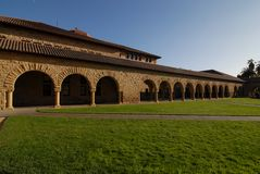 Universidad de Stanford C conmemorativa Imágenes de archivo libres de regalías