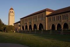 Universidad de Stanford - torre de Hoover Fotos de archivo