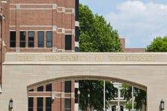 Universidad de Tennessee imágenes de archivo libres de regalías