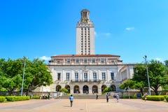 Universidad de Texas Austin Campus Fotografía de archivo