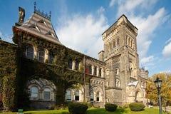 Universidad de Toronto Imagen de archivo libre de regalías