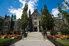 Universidad de Toronto Foto de archivo