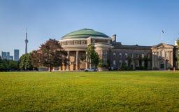 Universidad de Toronto, convocación Pasillo Fotos de archivo libres de regalías