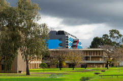 Universidad de Trobe del La en Melbourne Australia Imagen de archivo