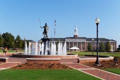 Universidad de Troy Foto de archivo libre de regalías