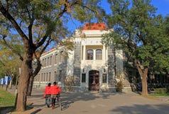 Universidad de Tsinghua fotografía de archivo