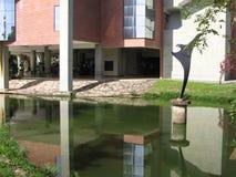 Universidad de UCAB, Puerto Ordaz, Venezuela imagen de archivo libre de regalías