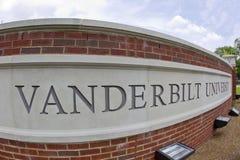 Universidad de Vanderbilt Fotos de archivo libres de regalías