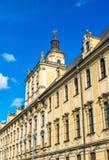 Universidad de Wroclaw, edificio principal - Polonia Imágenes de archivo libres de regalías