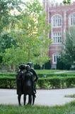 Universidad del campus de Oklahoma Imágenes de archivo libres de regalías