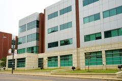 Universidad del centro de la ciencia de Tennessee Health Fotos de archivo libres de regalías