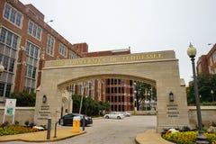 Universidad del centro de Tennessee Health Imágenes de archivo libres de regalías