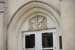 Universidad del edificio del centro de la ciencia de Tennessee Health Imagen de archivo