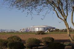 Universidad del estadio del cardenal de Phoenix Fotografía de archivo libre de regalías