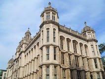 Universidad del ` s del rey, Universidad de Londres imágenes de archivo libres de regalías