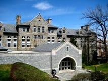 Universidad educativa buiding Imagenes de archivo