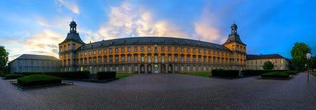 Universidad en Bonn foto de archivo