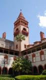 Universidad histórica de Flagler Fotografía de archivo libre de regalías