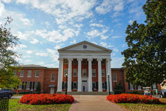 Universidad histórica de Mississippi Imagenes de archivo