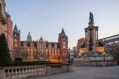 Universidad imperial en Londres fotos de archivo